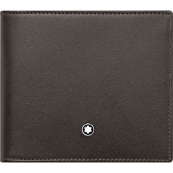 Montblanc Meisterstück Brown & Tan 4cc Wallet with Coin Case