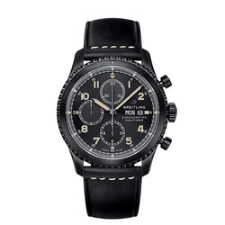 Breitling Navitimer 8 Chronograph All Black 43 mm Automatic Gents Watch