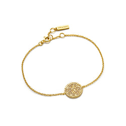 Ania Haie Coins Gold-Plated Ancient Minoan Bracelet