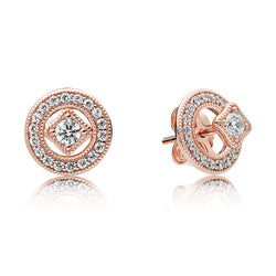 PANDORA Rose Vintage Allure Earrings