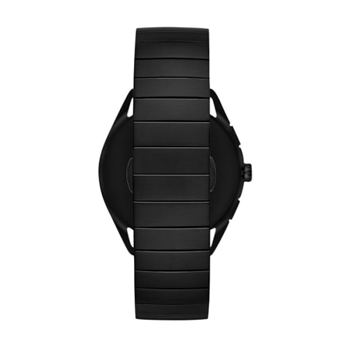 Emporio Armani Connected Matteo Gen 4 Black 43 mm Unisex Smartwatch ... f8388a87c2