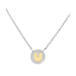 Nomination MyBonBons Letter U Necklace