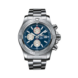Breitling Super Avenger II 48 mm Blue Dial Automatic Men's Watch