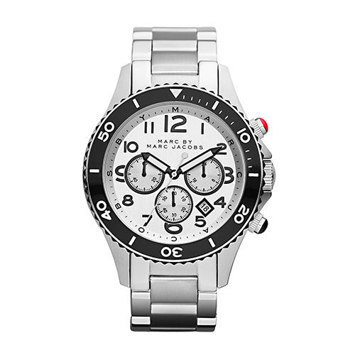 Marc by Marc Jacobs Metal Rock Chrono 46mm Watch
