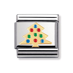 Nomination Composable Classic Christmas Tree Charm