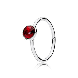 PANDORA July Droplet Ring