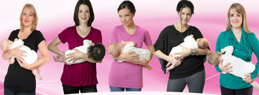 How to choose a Breastfeeding top?
