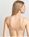 Anita Basic Wire-Free Full Cup Nursing Bra Style-5037 - Desert - FINAL SALE