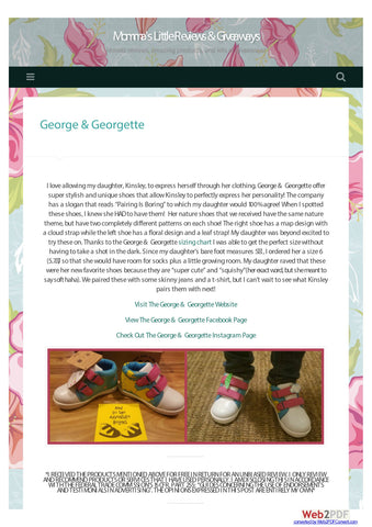 George & Georgette Review
