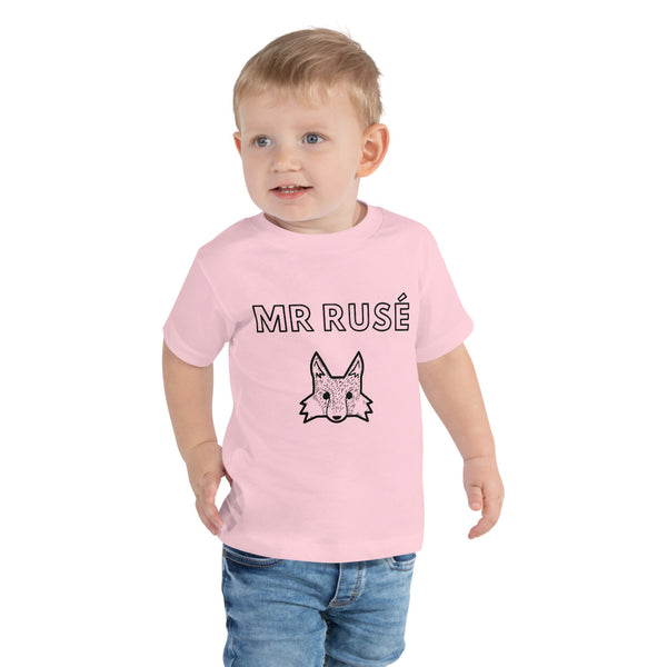 George & Georgette, Mr Rusé T-Shirt (Toddler), , mismatched shoes
