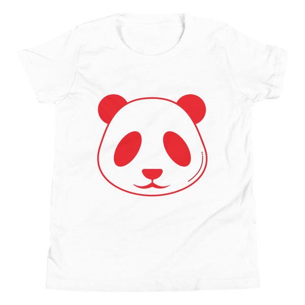 George & Georgette, Panda T-Shirt (Youth), , mismatched shoes