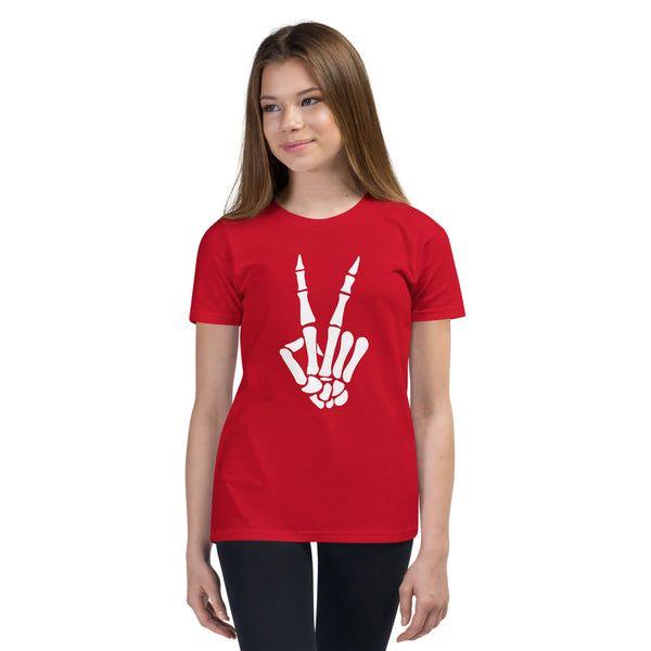 Peace sign T-shirt (Youth)
