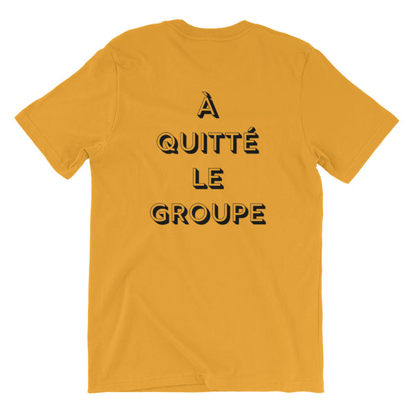 George & Georgette, A quitté le groupe T-Shirt, , mismatched shoes