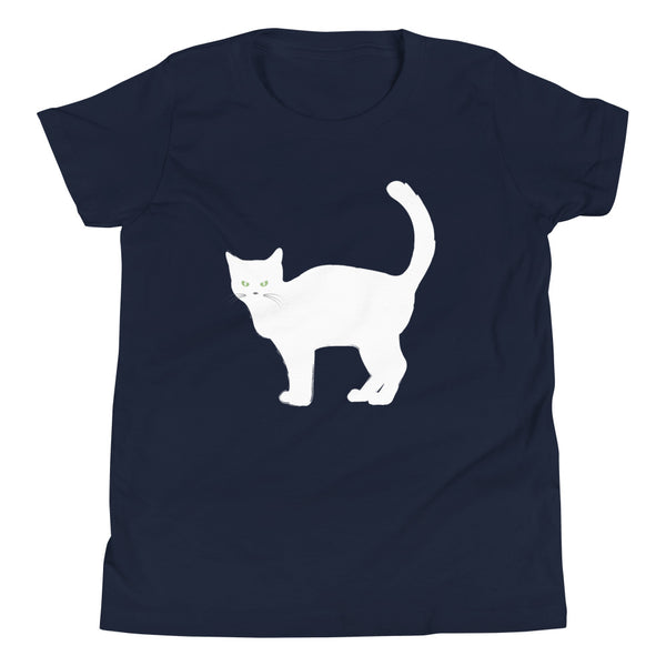 Black cat T-Shirt (Youth)