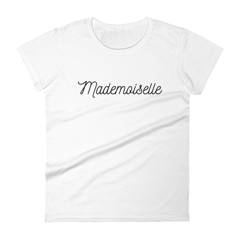George & Georgette, Mademoiselle T-Shirt, , mismatched shoes