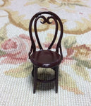 Chair Seat for Patio Cafe Bistro 1:12 Dollhouse Miniature