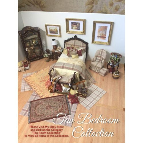 Books 5 in the Set 1:12 Dollhouse Miniature