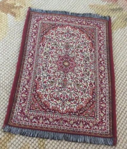 Rug Carpet 1:12 Dollhouse Miniature Other Artist