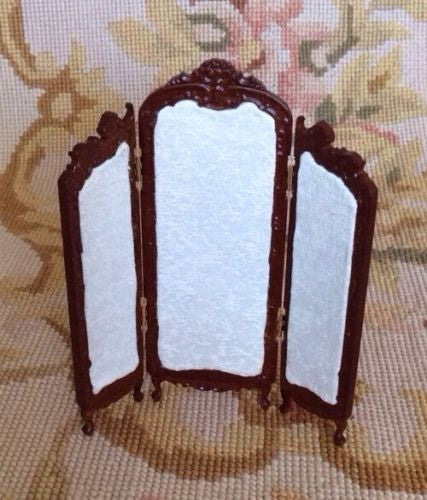 Bespaq Screen Panel Divider Partition 1:12 Dollhouse Miniature