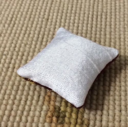 Pillow Bed Sofa Chair Cushion 1:12 Dollhouse Miniature