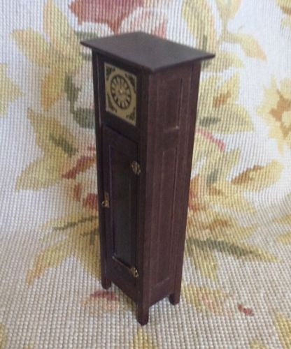 Bespaq Clock Timepiece Non Working 1:12 Dollhouse Miniature