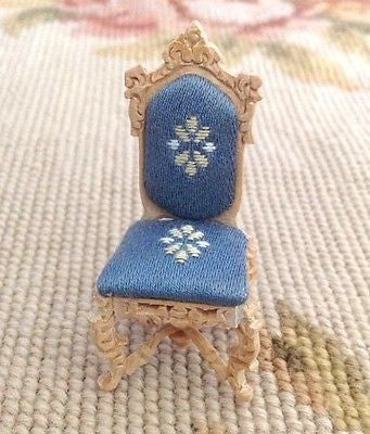 "Bespaq 1/2"" Half Inch Chair Seat 1:24 Dollhouse Miniature"