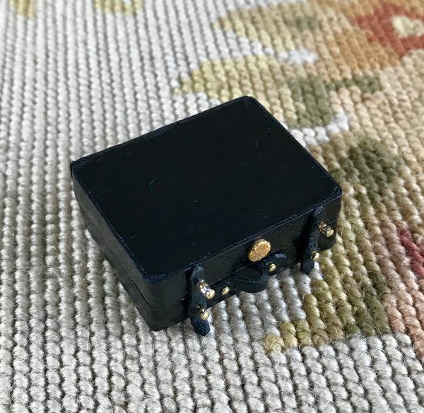 Luggage Briefcase Opening 1:12 Dollhouse Miniature
