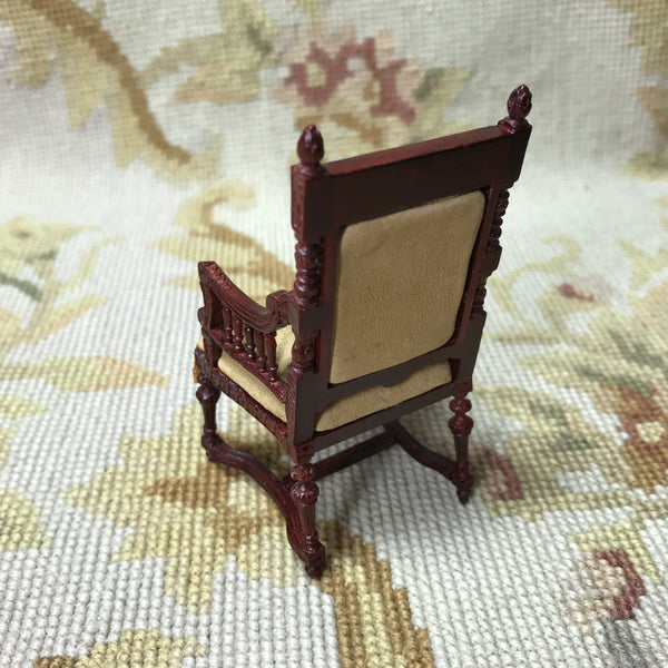 Bespaq Chair Seat 1:12 Dollhouse Miniature