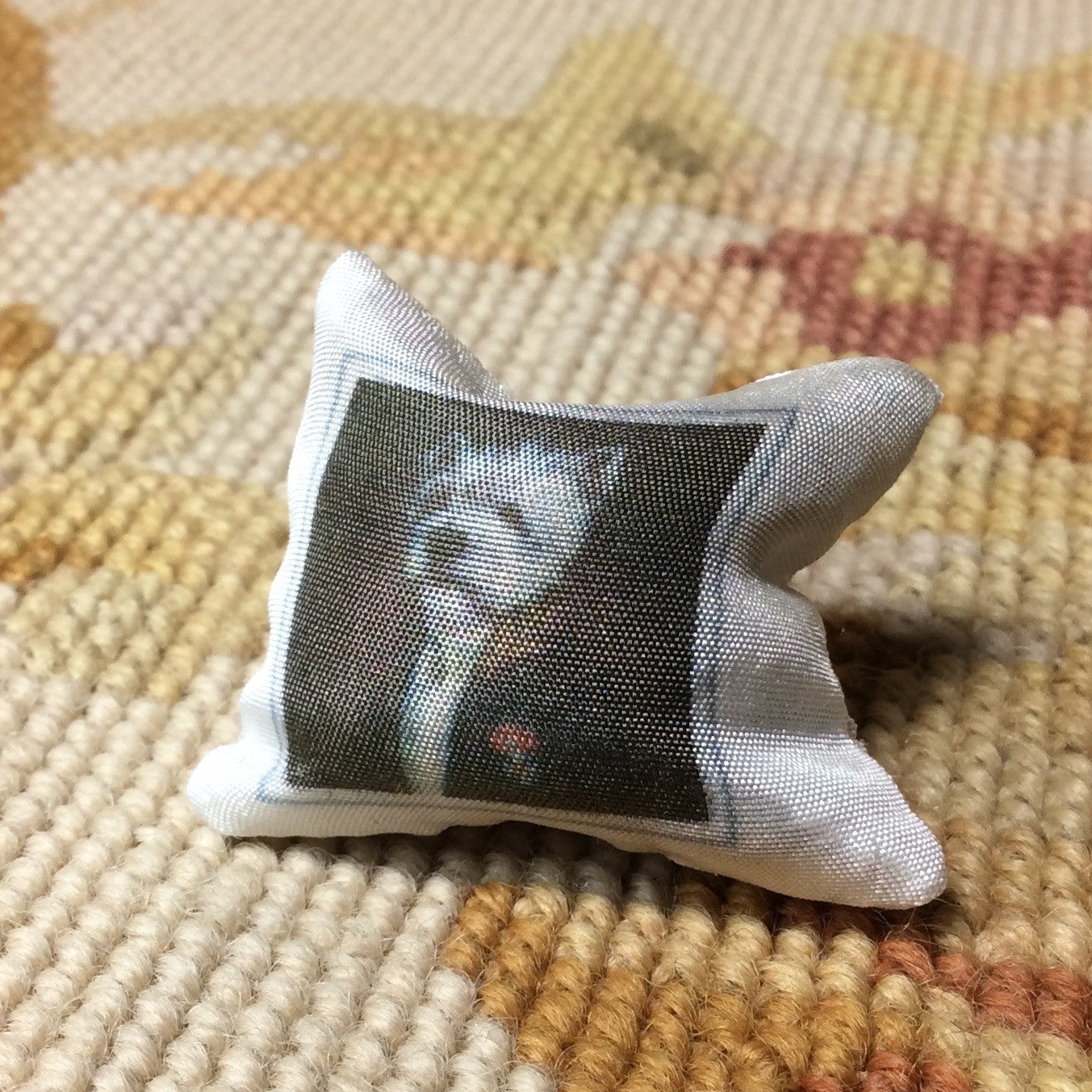 Pillow Cushion 1:12 Dollhouse Miniature