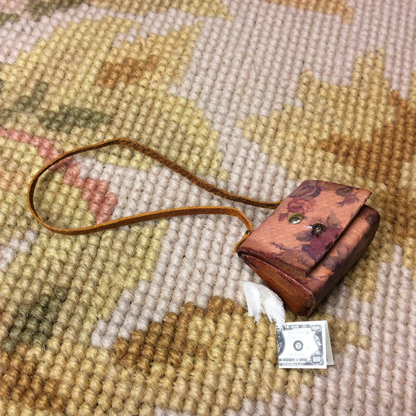 Purse Handbag Pocketbook Small 1:12 Dollhouse Miniature