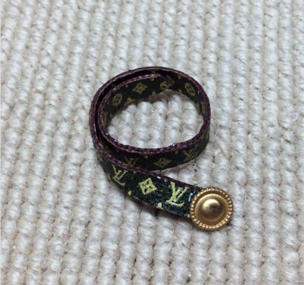 Belt Designer 1:12 Dollhouse Miniature