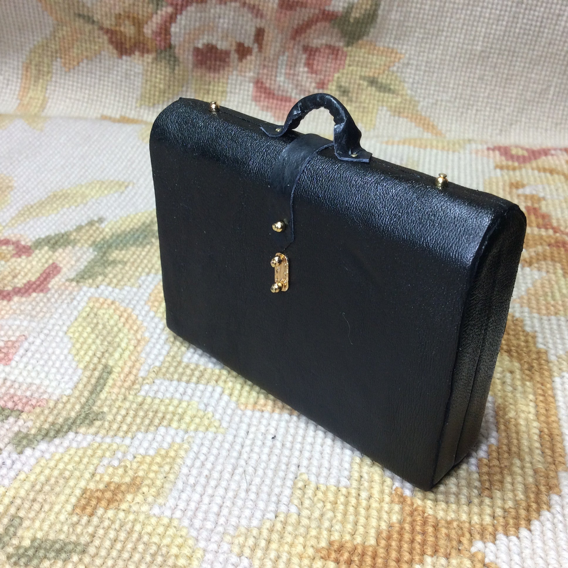 "Luggage Briefcase For 16"" Tonner Fashion Doll"