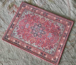 Floorcloth Persian Rug Carpet 1:12 Dollhouse Miniature
