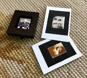Picture Photo Image Frame 1:12 Dollhouse Miniature