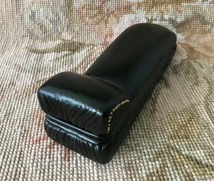 Sofa Couch Lounge Divan Settee Leather Fainting 1:12 Dollhouse Miniature