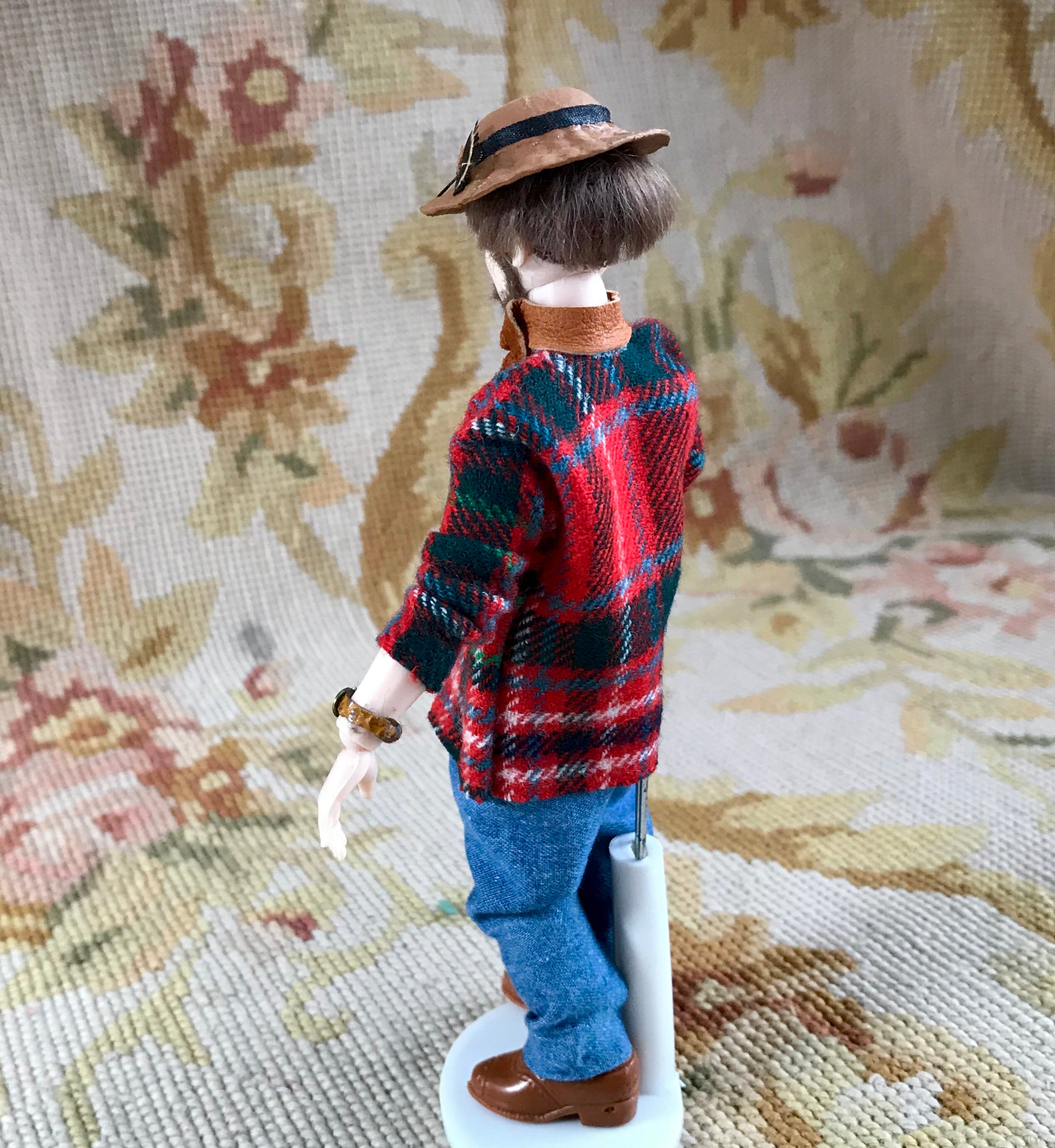 Doll Wearable Clothing Outfit Collection Male Heidi Ott 1:12 Dollhouse Miniature
