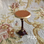 Bar Table Stand Tall 1:12 Dollhouse Miniature