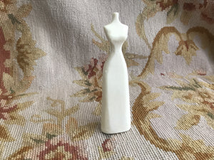 Dress Form Mannequin Figure 1:12 Dollhouse Miniature