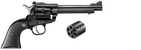 Ruger Single-Six Convertible 22LR/22Mag Single Action Revolver