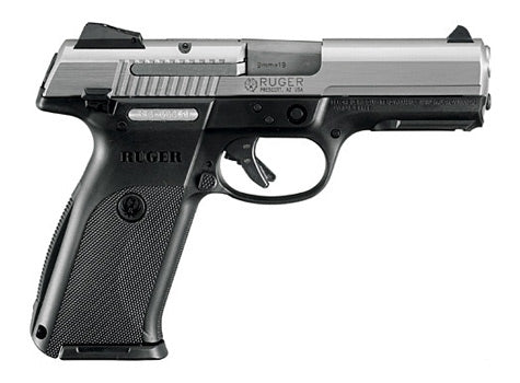 Ruger SR9 Semi Auto 9MM Pistol Stainless
