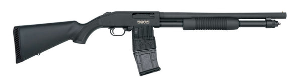 Mossberg 590 Mag-Fed Pump-Action 12ga Shotgun