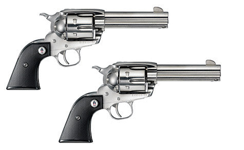 Ruger Vaquero: SASS 357 Mag or 45 Colt - Single-Action Revolver