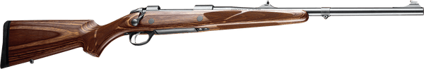 Sako 85 Brown Bear 375 H&H Laminated Blue w/sights Detachable Mag (Call for in store pricing)