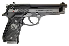 Beretta 92FS 9mm (Call for in store pricing)