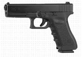 Glock 17 Gen3 9mm Adjustable or Fixed Sights