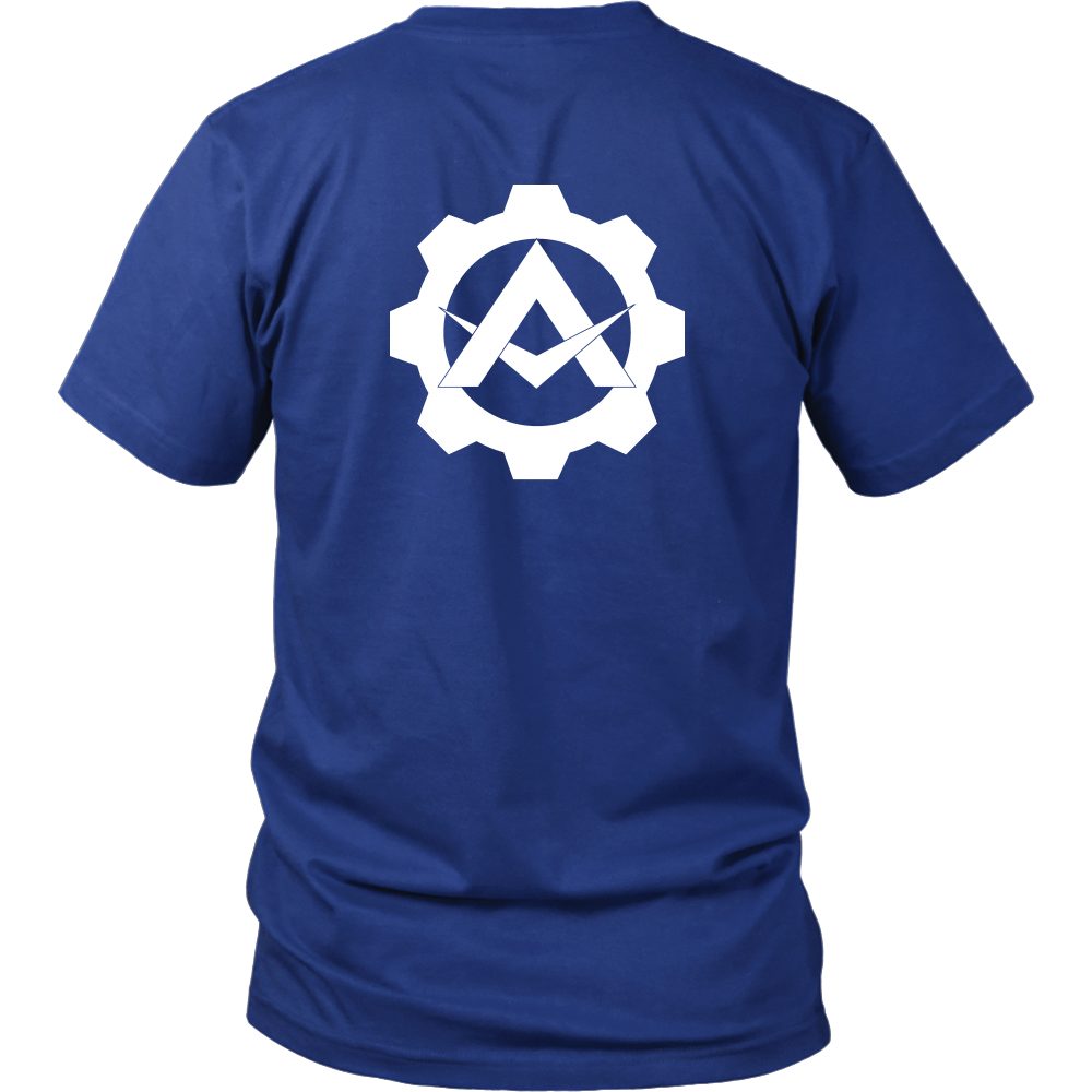 Alpha Gear - Basic Logo Left