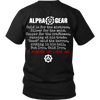 Alpha Gear - Riddle of Iron