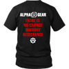 Alpha Gear - No Change Without Resistance