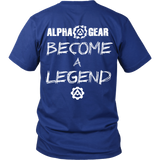 Alpha Gear - Become A Legend