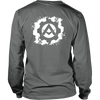 Alpha Gear - Logo Splash White